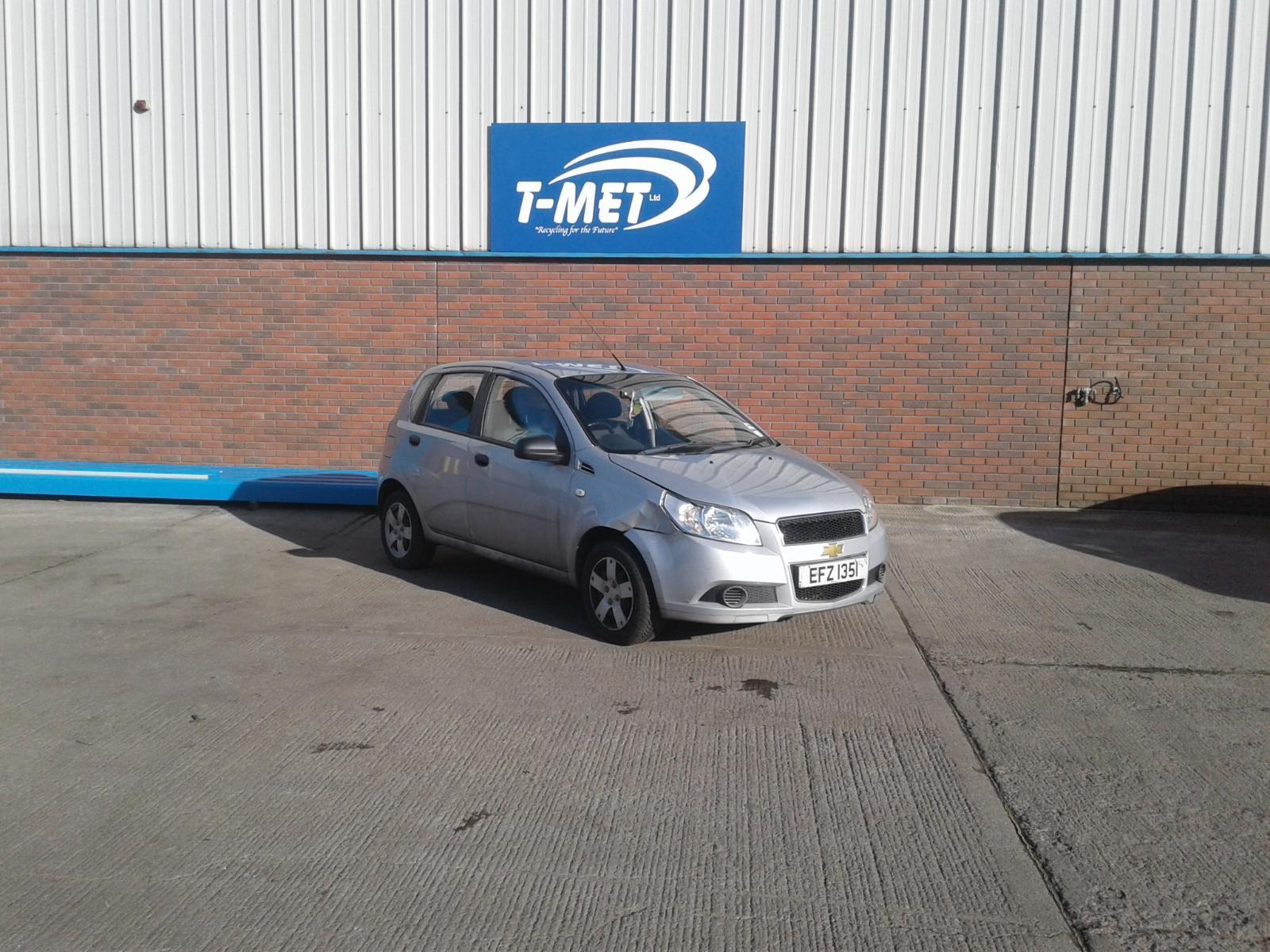 2010 Chevrolet AVEO S Image