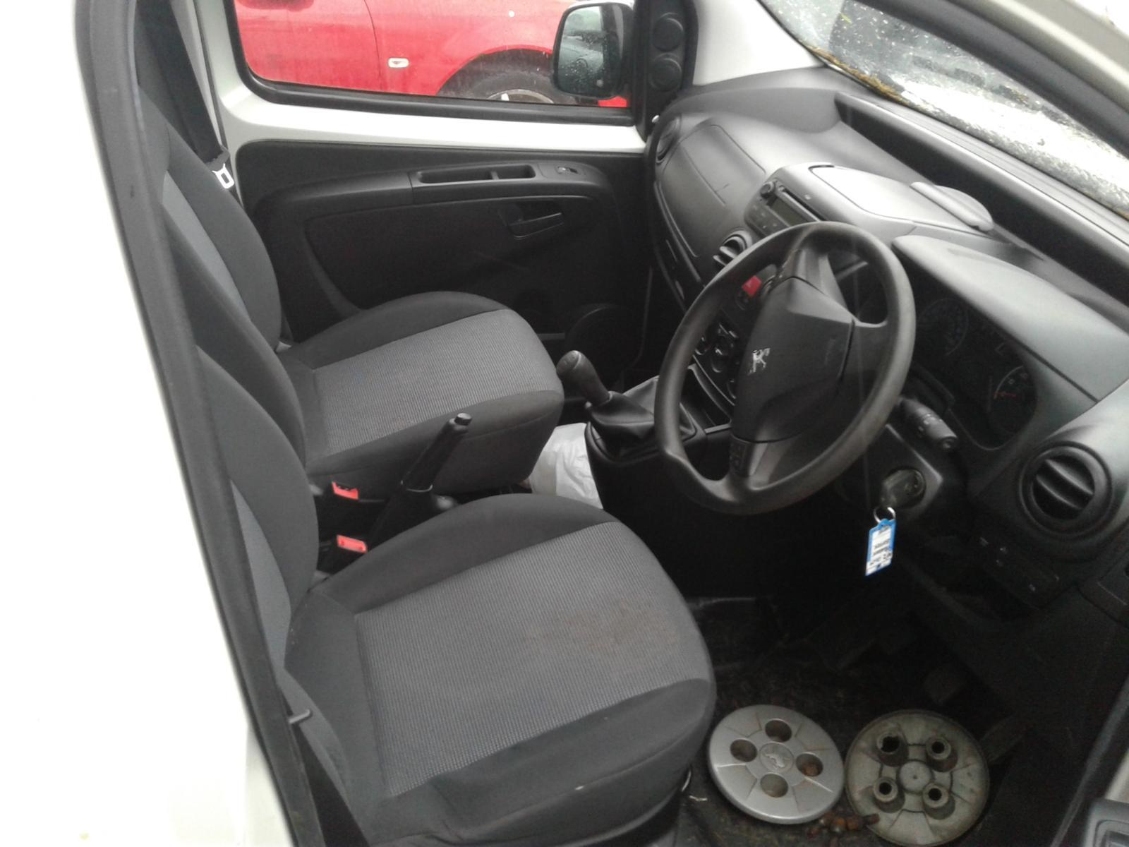 2013 Peugeot BIPPER HDI S Image