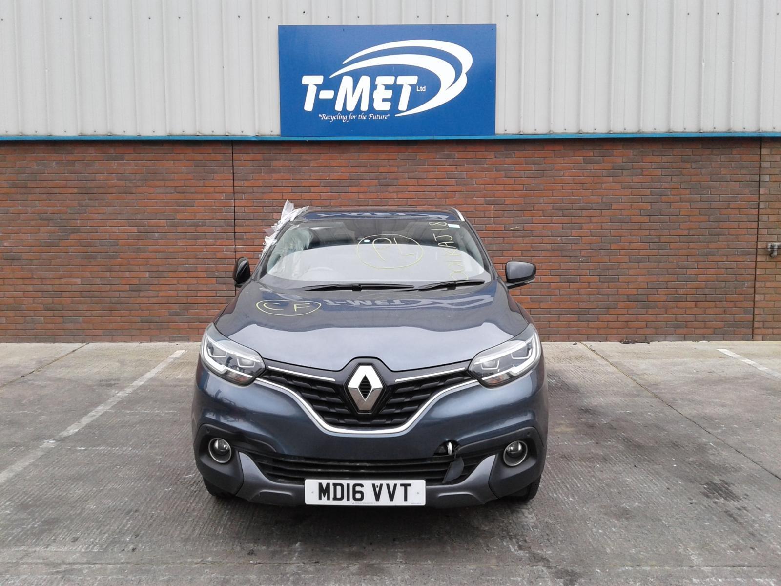 2016 Renault KADJAR SIGNATURE NAV DCI Image