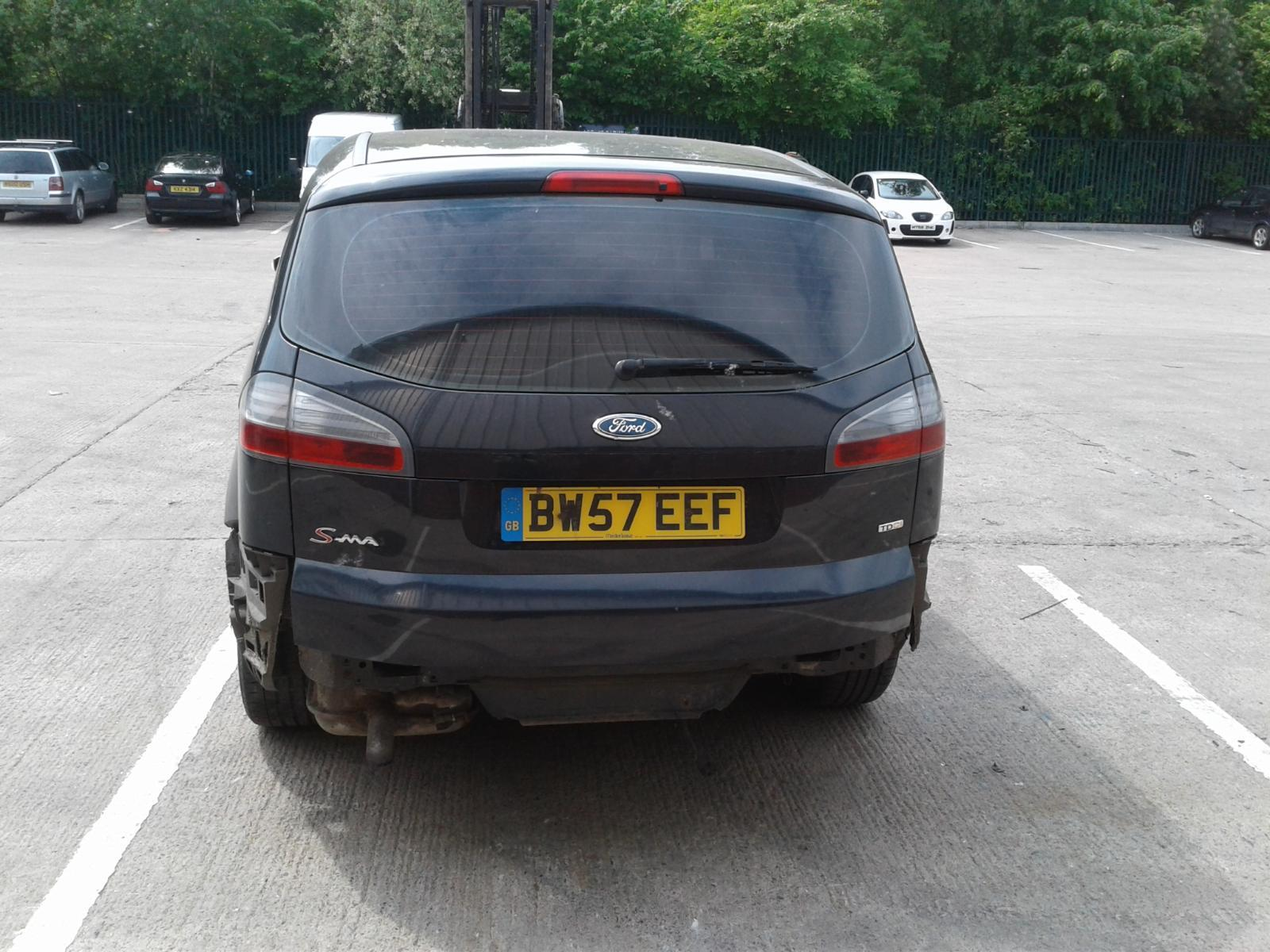2008 Ford S MAX LX TDCI Image