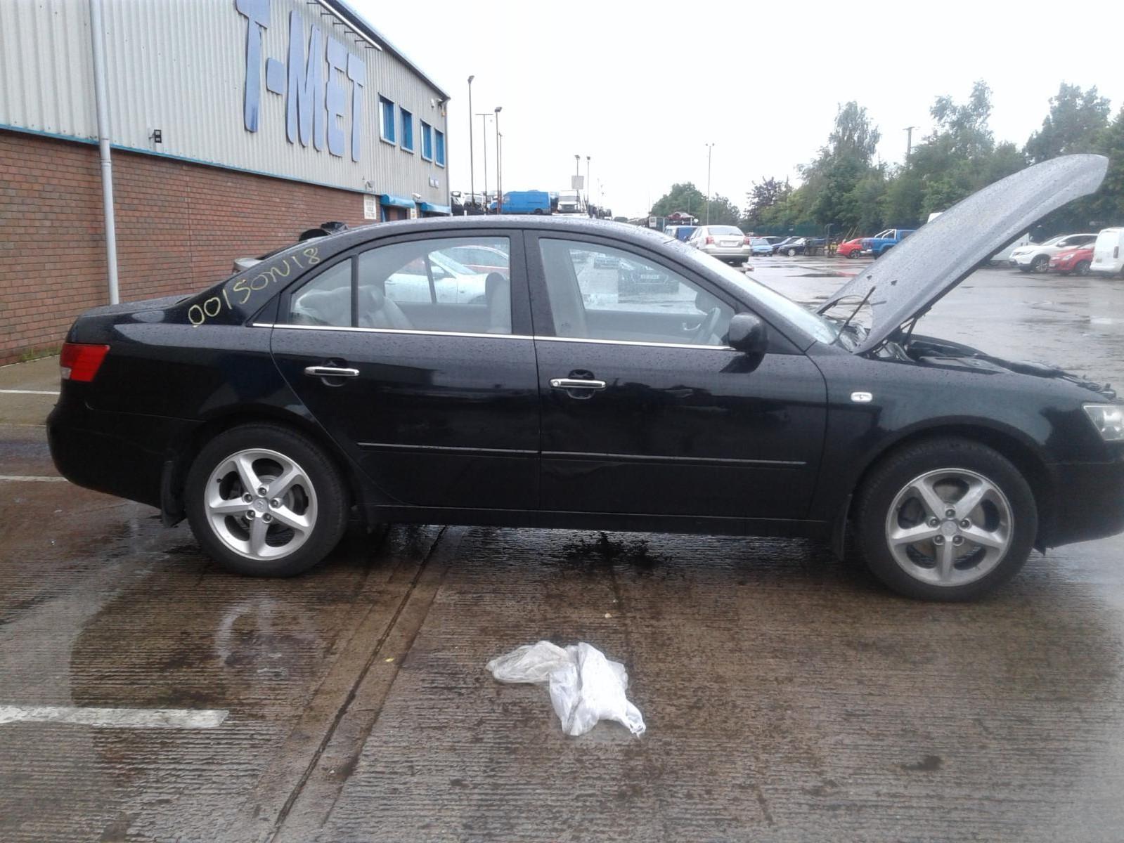2008 Hyundai SONATA Image
