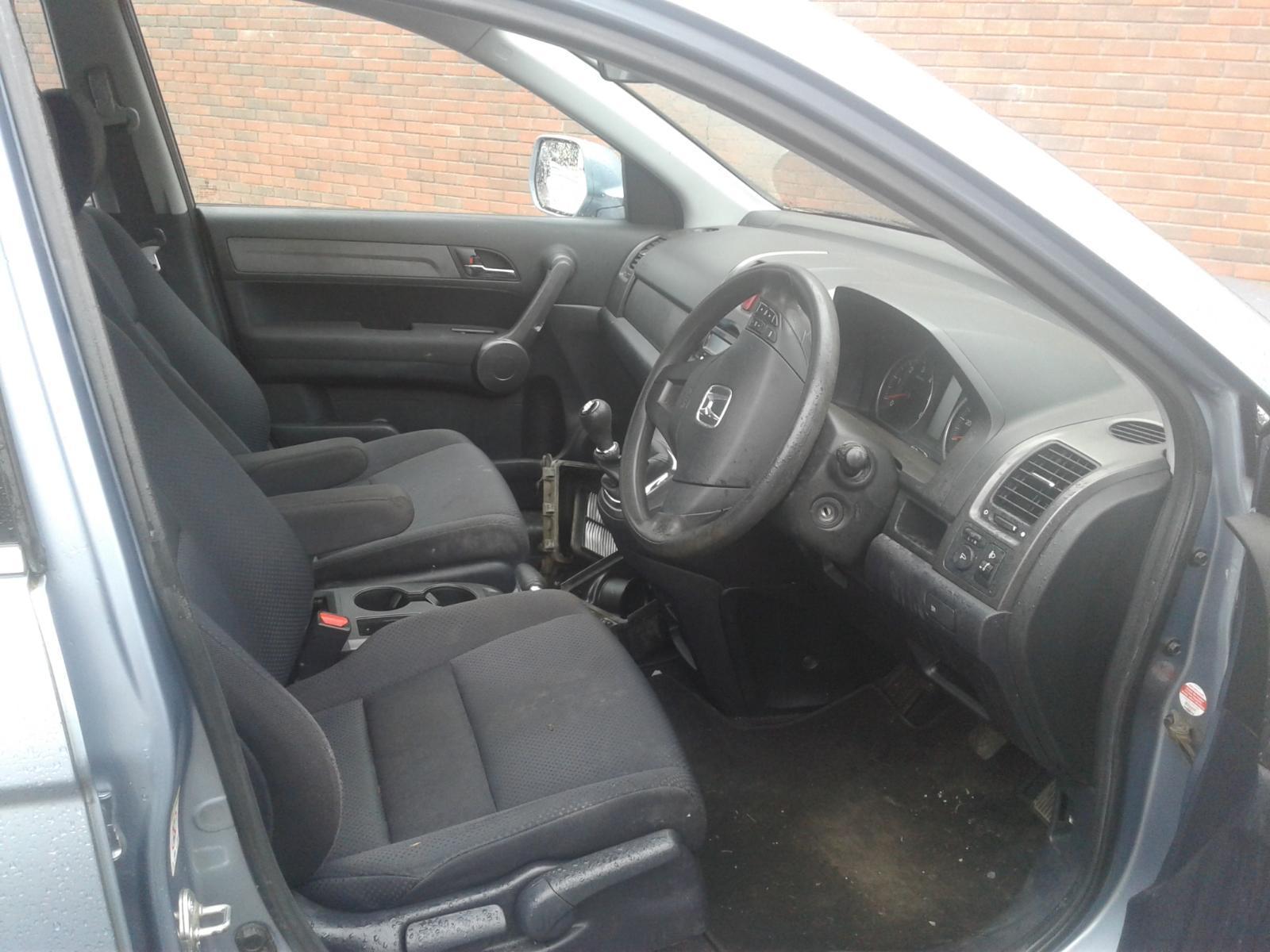 2008 Honda CRV I-CTDI SE Image