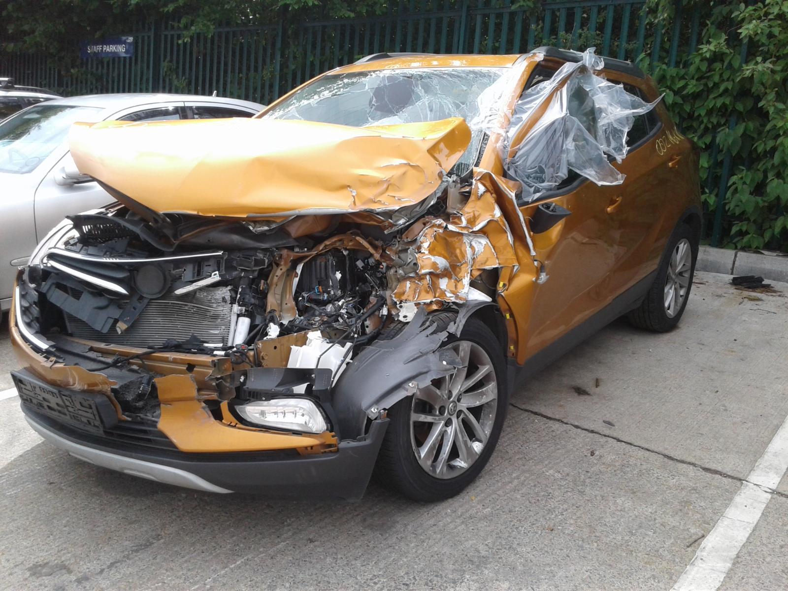 2017 Vauxhall MOKKA ACTIVE CDTI S/S Image