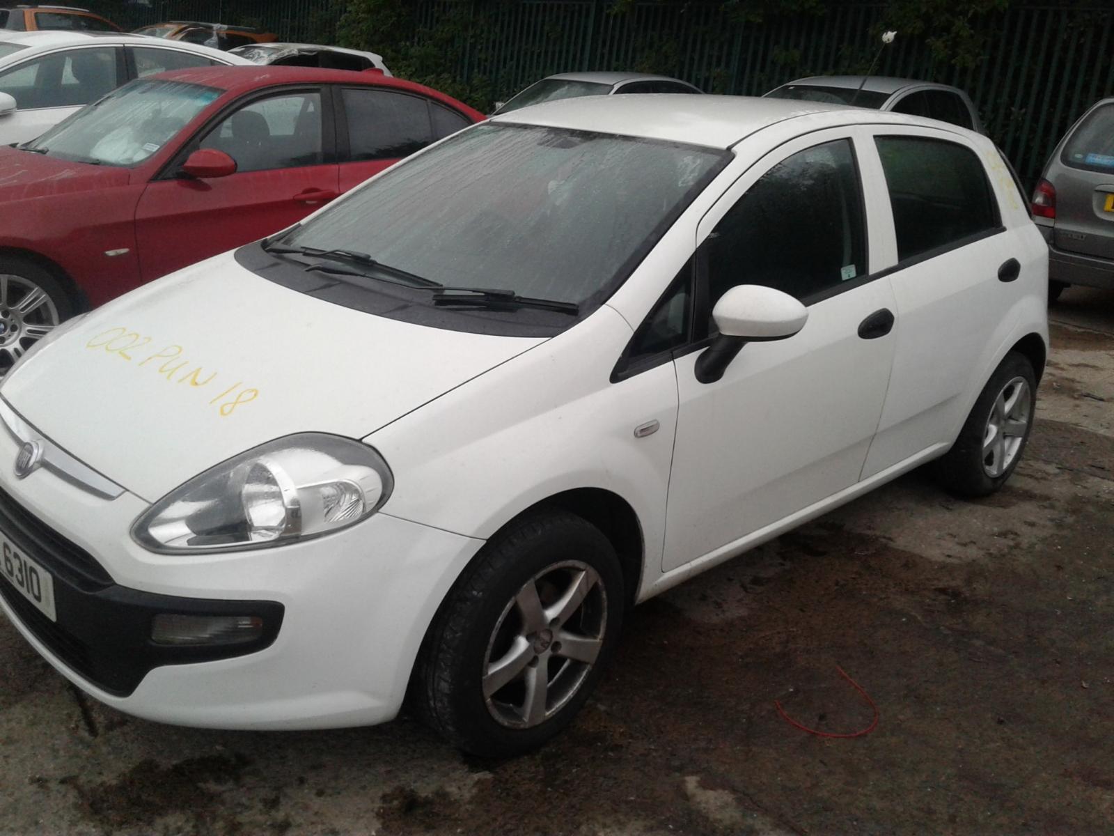 2010 Fiat PUNTO EVO ACTIVE Image