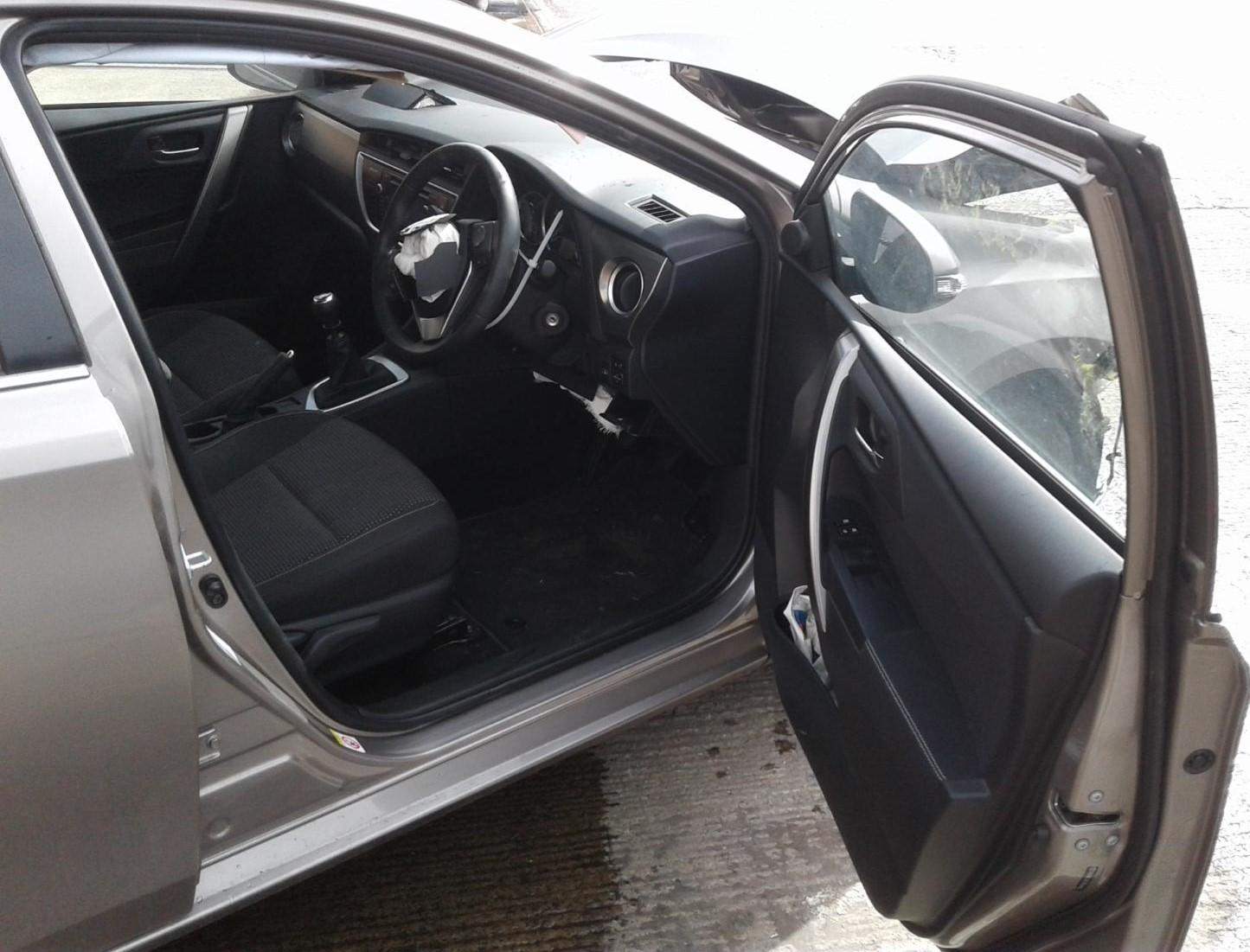 2014 Toyota AURIS ICON VALVEMATIC Image