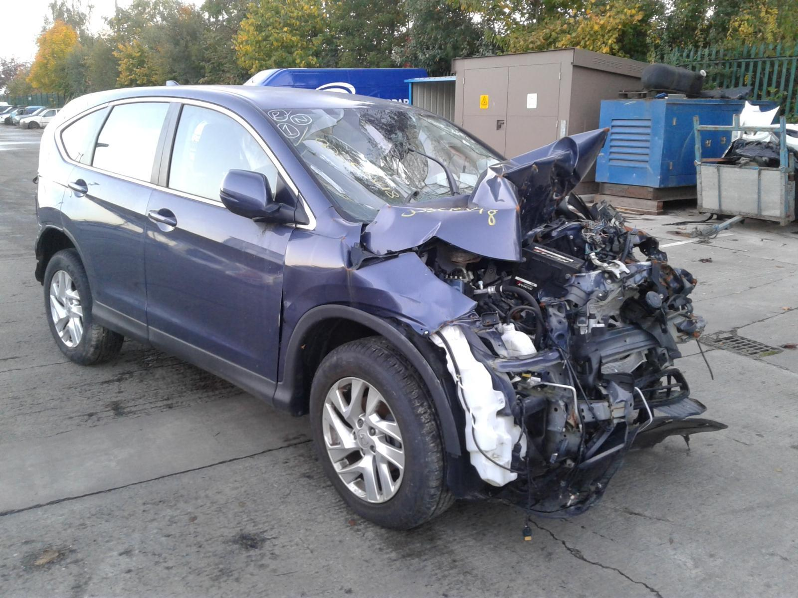 2015 Honda CRV I-VTEC SE Image