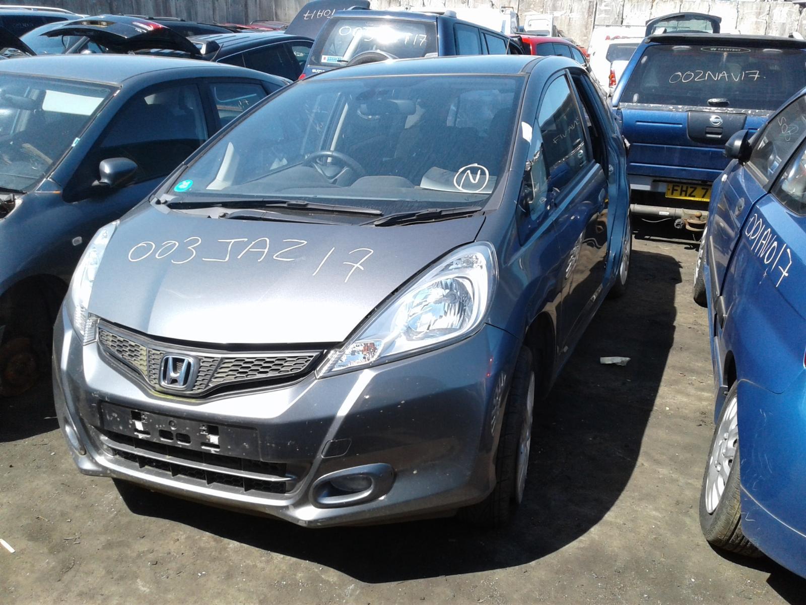 2011 Honda JAZZ I-VTEC EX Image