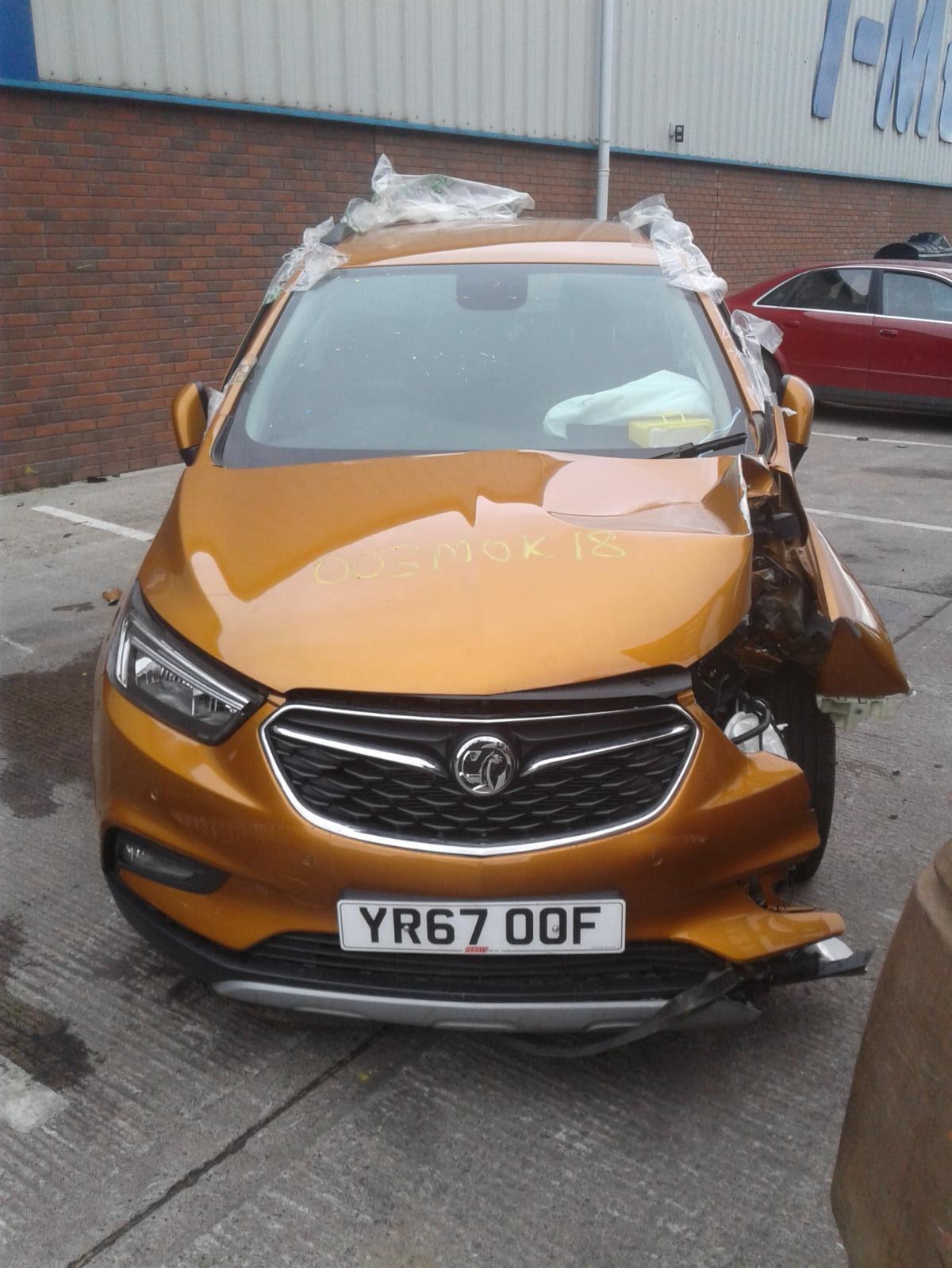 2017 Vauxhall MOKKA ACTIVE Image