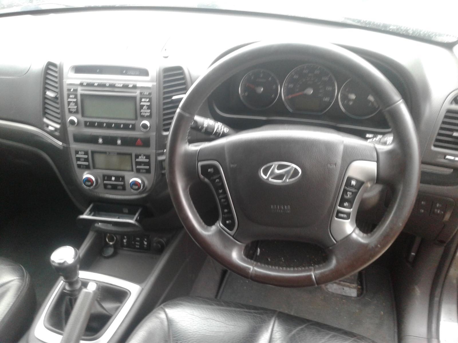 2010 Hyundai  SANTA FE STYLE CRDI Image