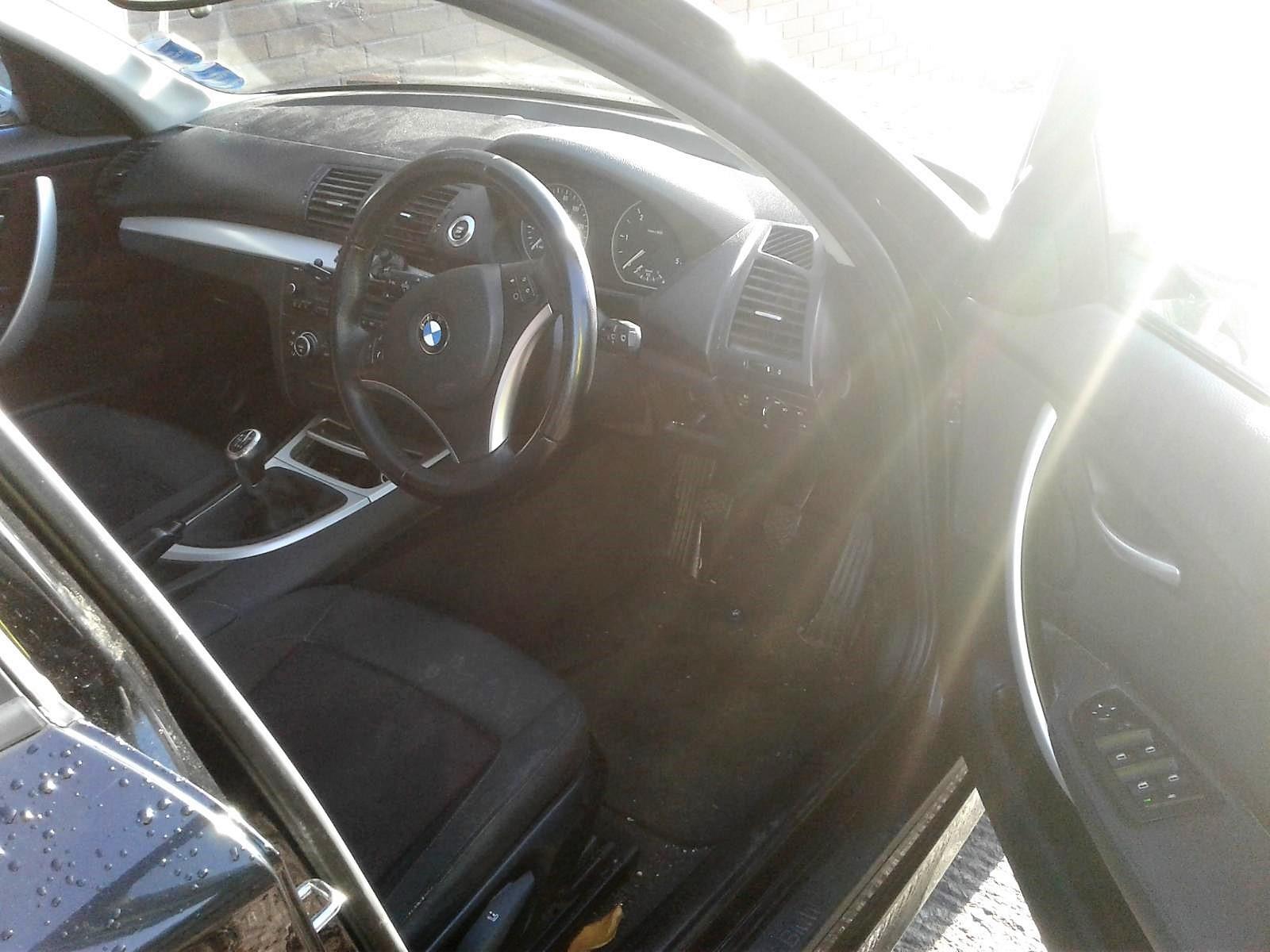 2007 BMW 1 SERIES 118D SE Image