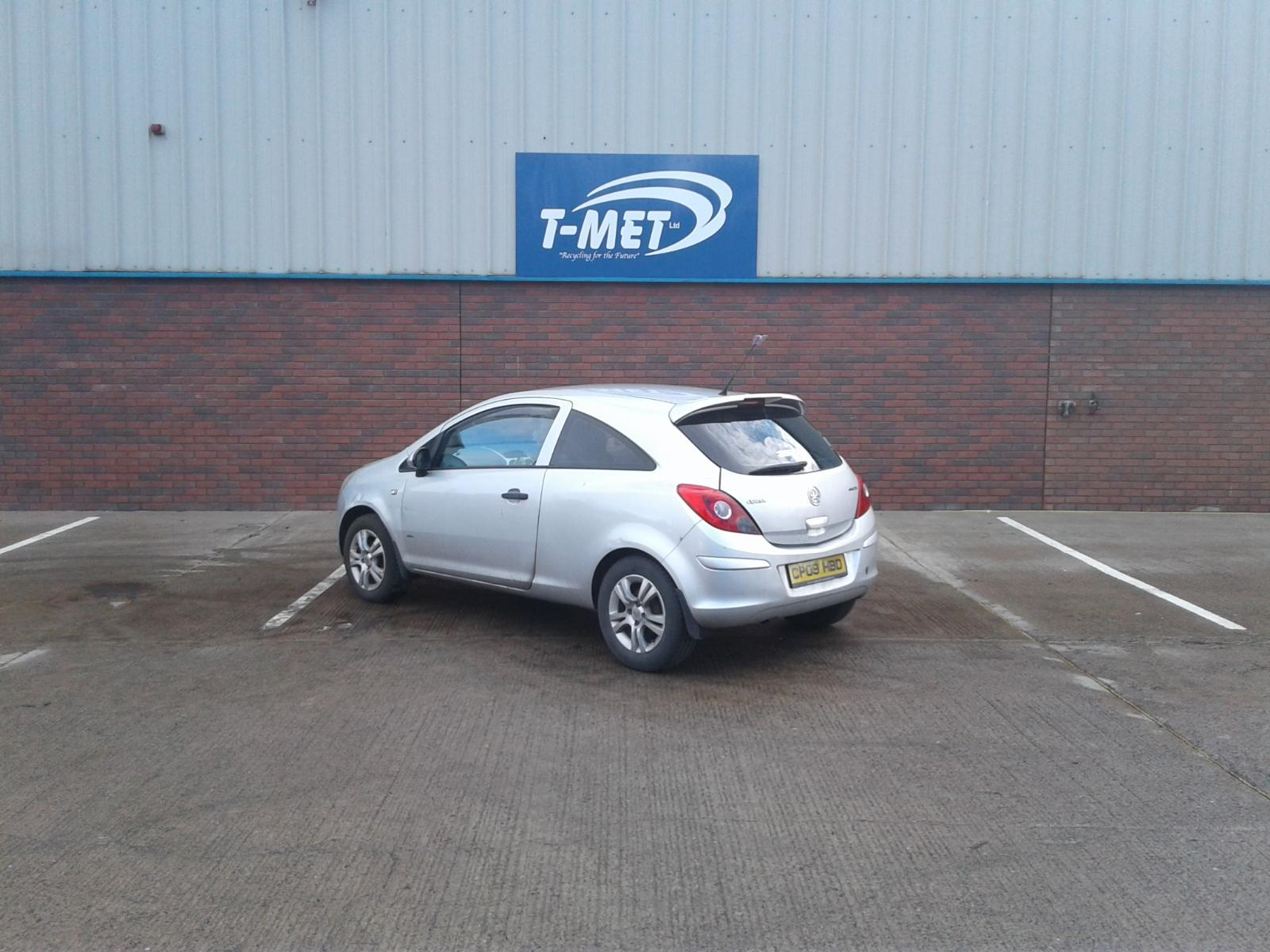 2009 Vauxhall CORSA ACTIVE CDTI Image