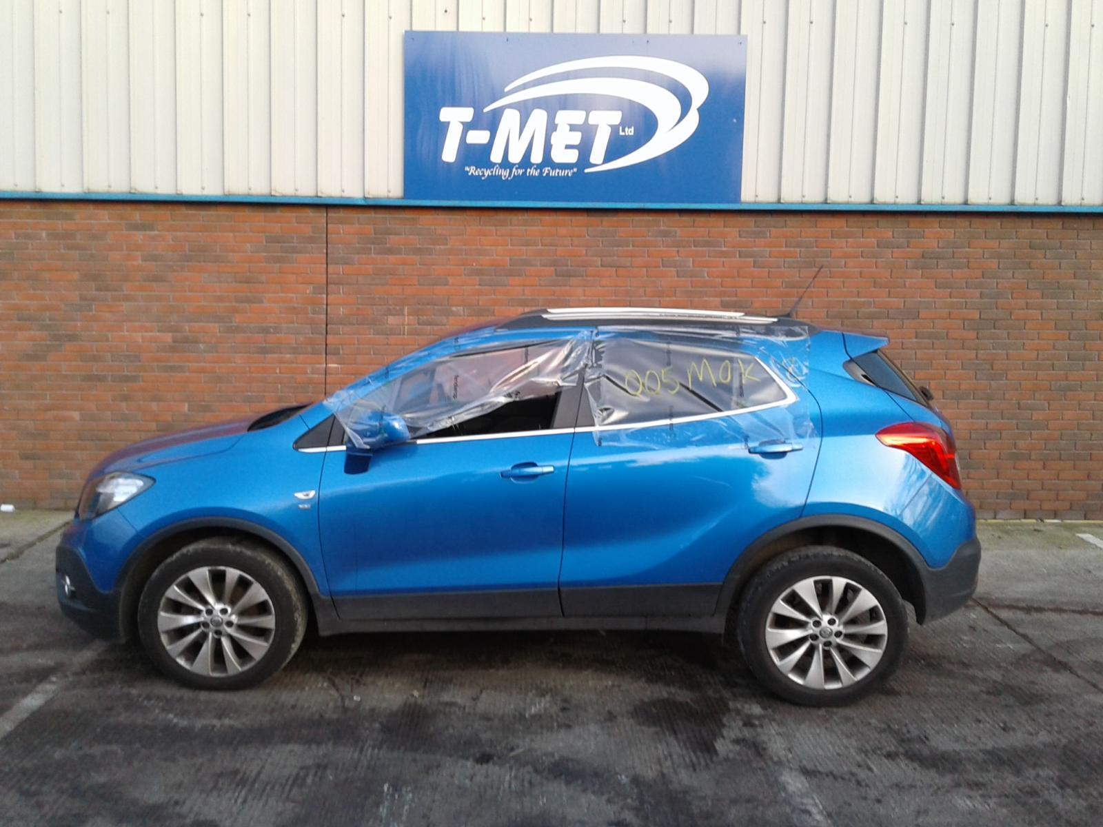 2016 Vauxhall MOKKA SE CDTI Image