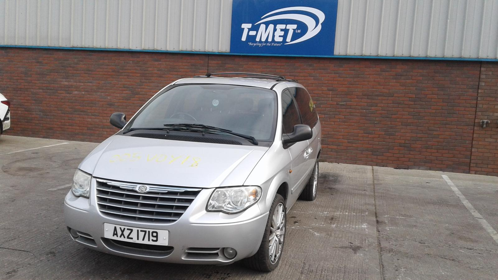 2007 Chrysler GRAND VOYAGER CRD EXECUTIVE Image