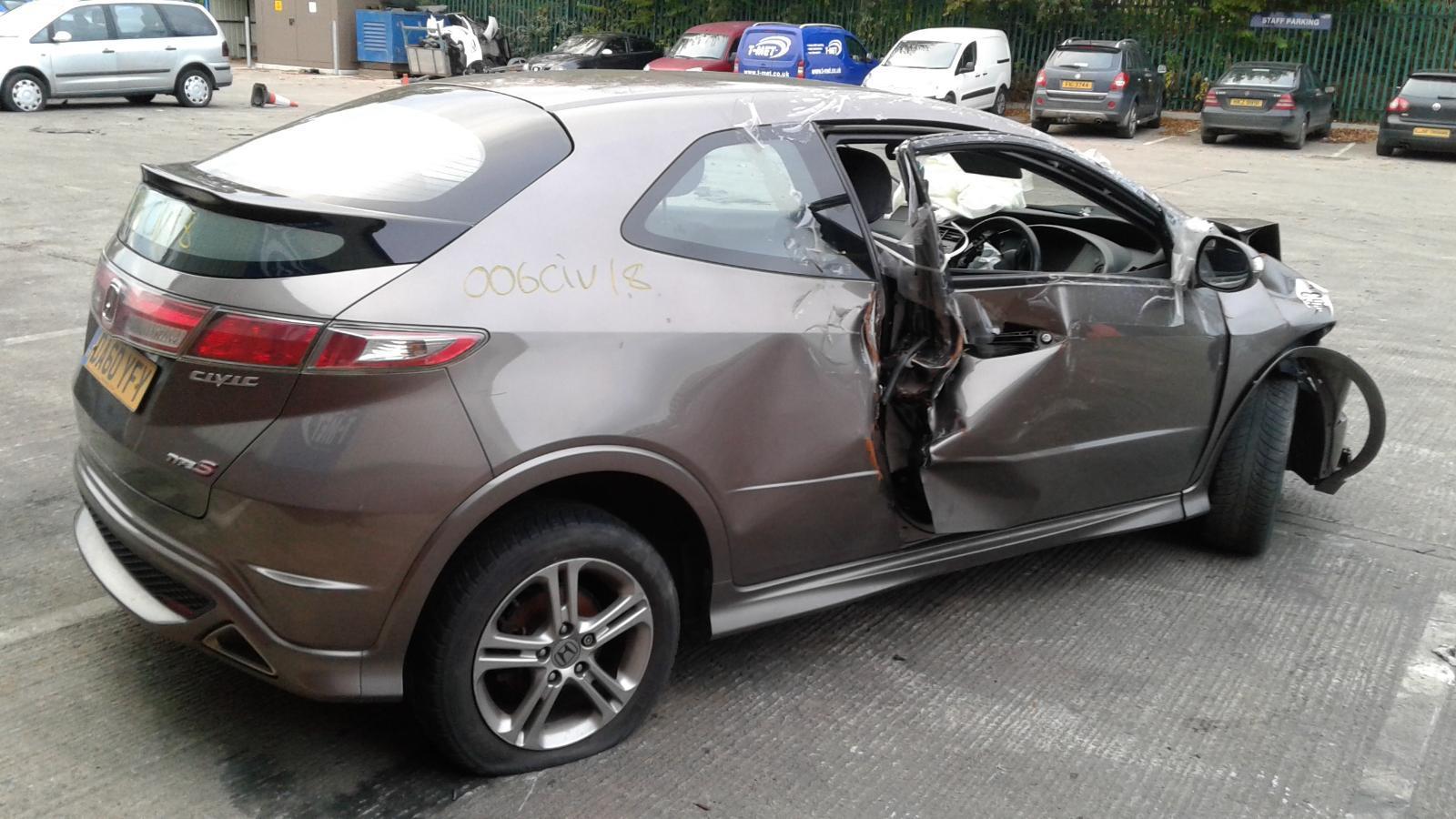 2011 Honda CIVIC I-VTEC TYPE S Image