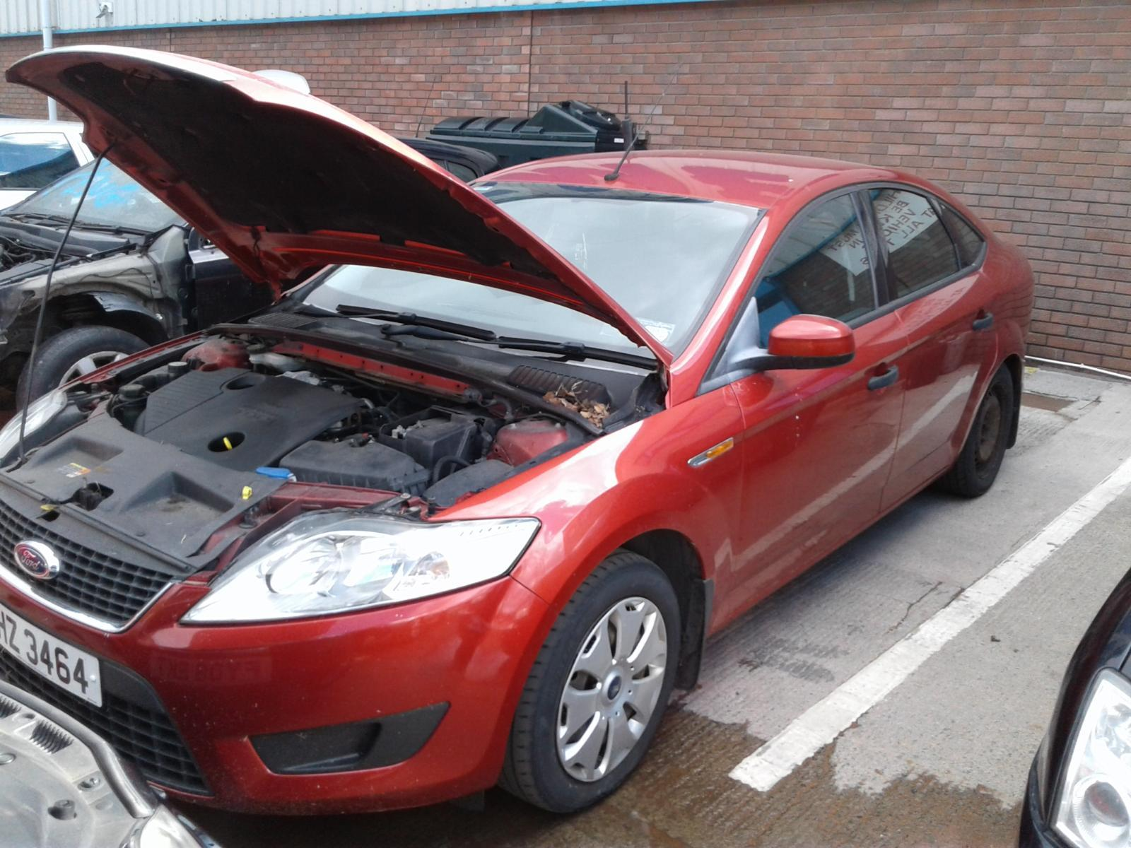 2009 Ford MONDEO EDGE TDCI Image