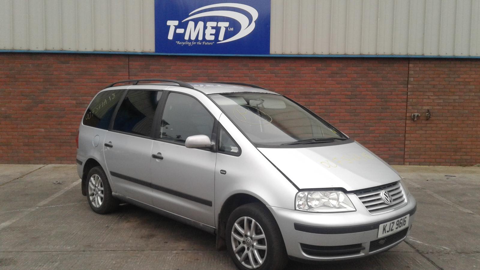 2006 Volkswagen SHARAN SE TDI Image