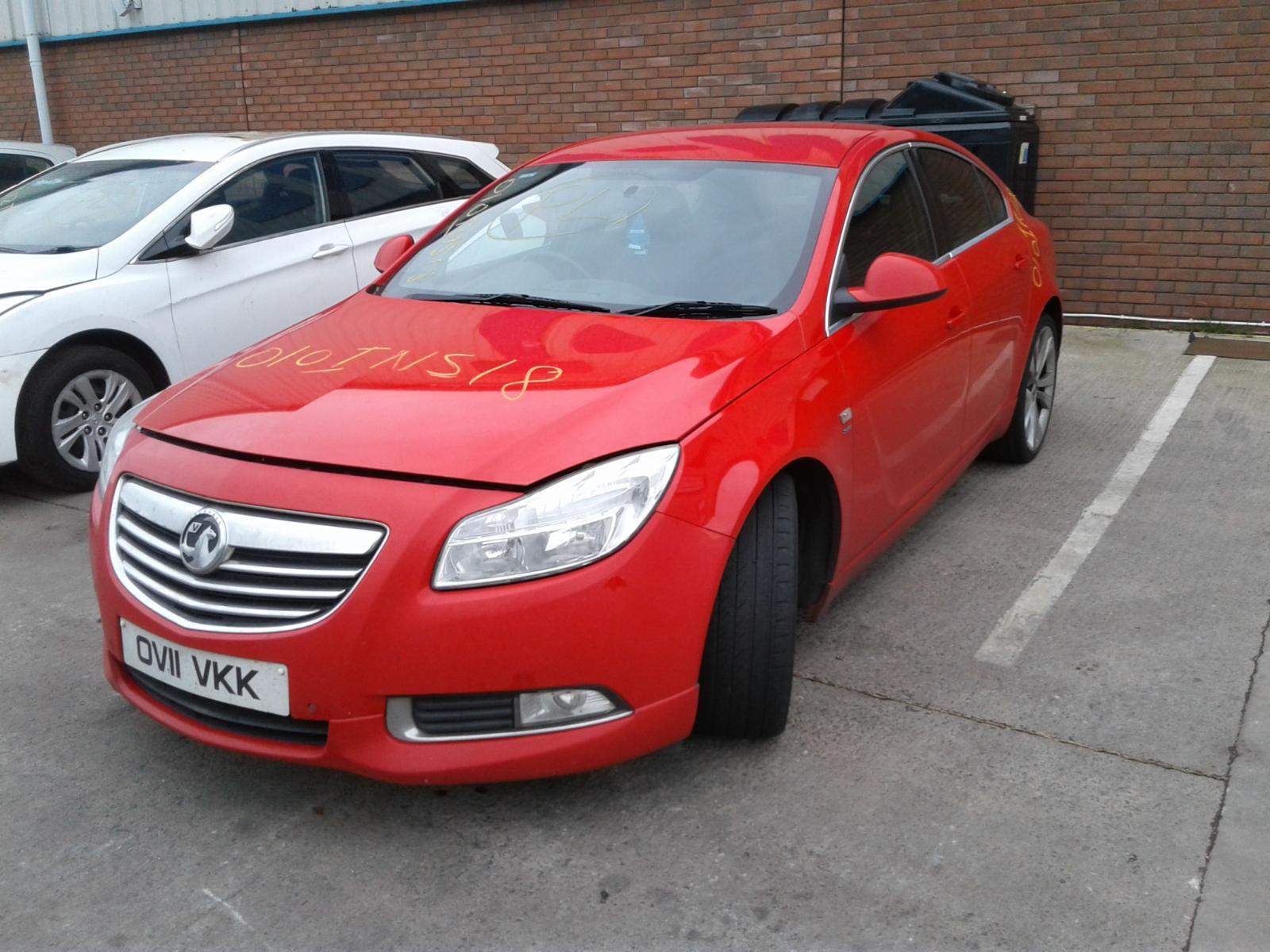 2011 Vauxhall INSIGNIA SRI NAV VX-LINE RED CDTI Image
