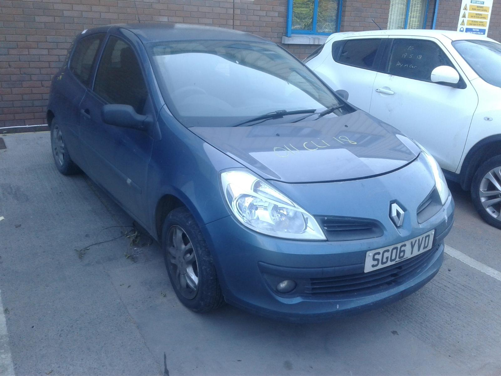 2006 Renault CLIO EXTREME 16V Image