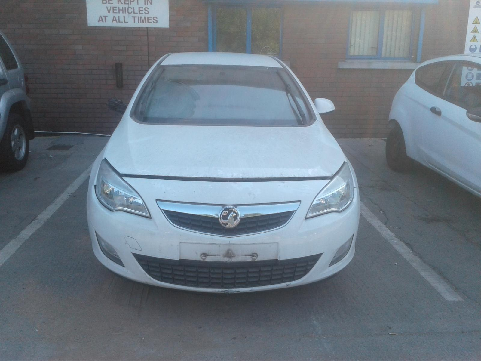 2011 Vauxhall ASTRA Image