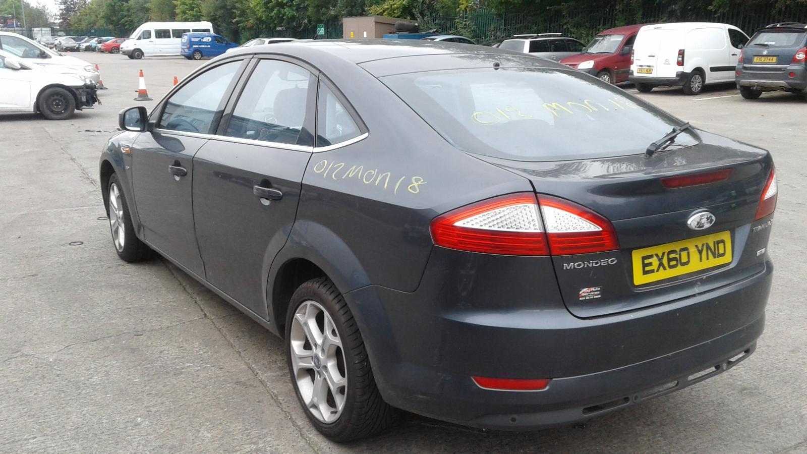 2010 Ford MONDEO TITANIUM X TDCI Image