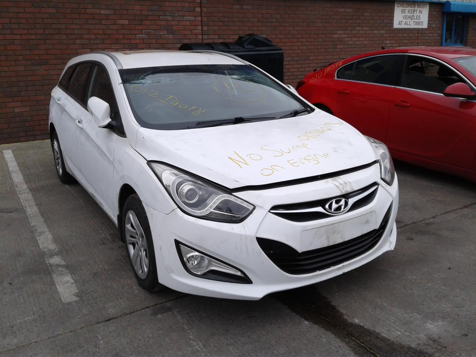 2013 Hyundai I40 Image