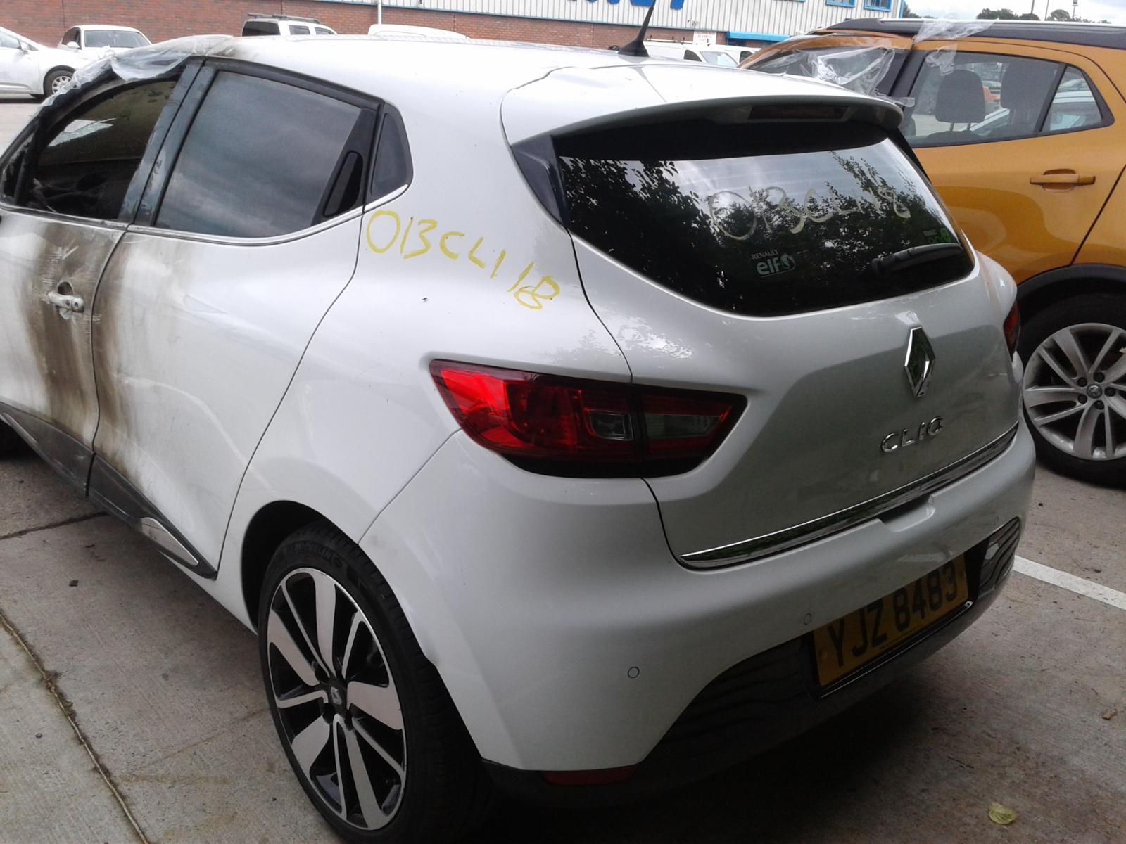 2016 Renault CLIO DYNAMIQUE S NAV TCE Image