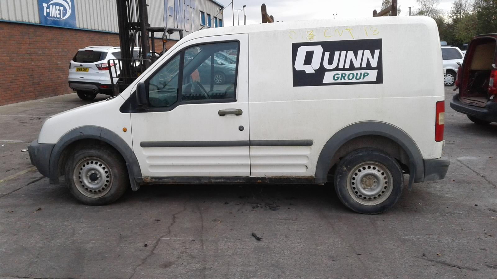 2004 Ford TRANSIT CONNECT T200 SWB TDDI Image