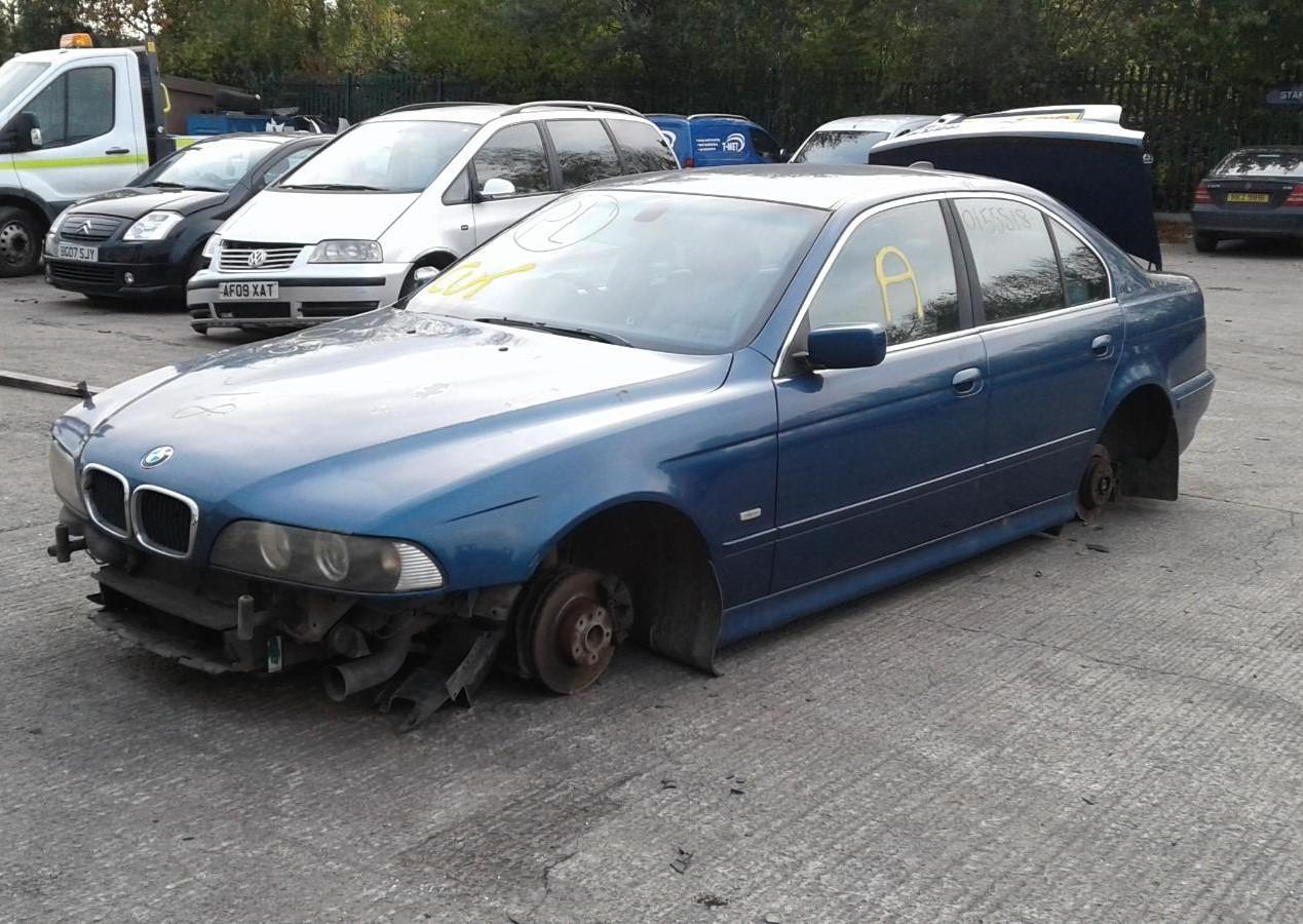 2001 BMW 5 SERIES 530D Image