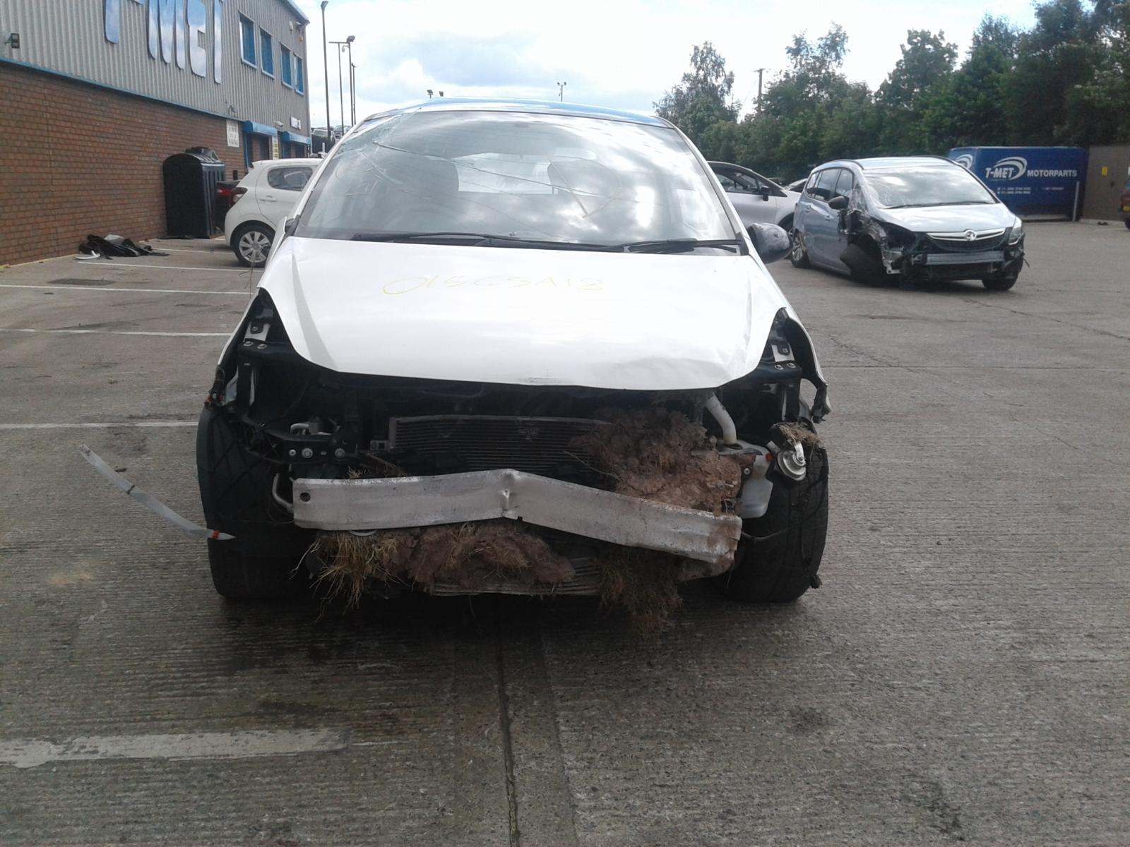 2012 Vauxhall CORSA LIMITED EDITION CDTI ECOFLEX Image