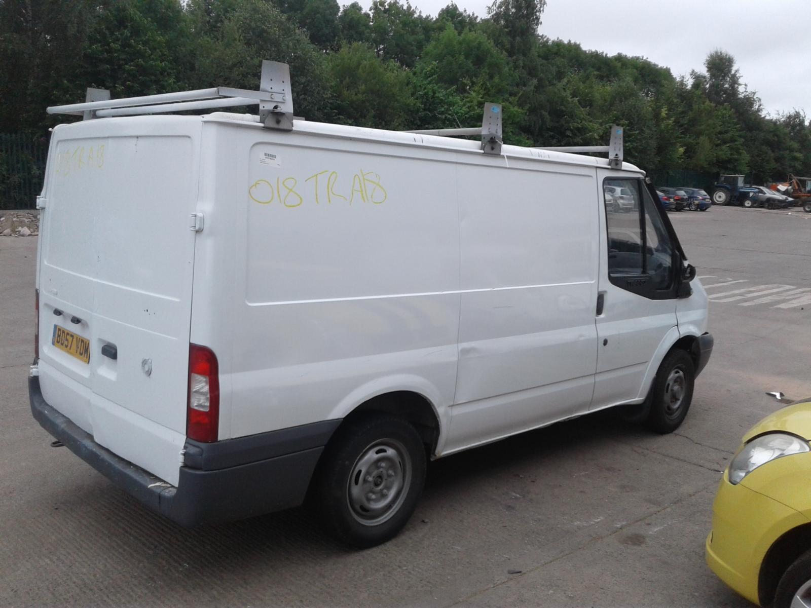 2007 Ford TRANSIT 260 SWB LR Image