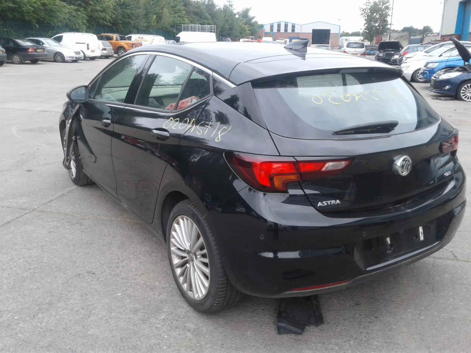 2017 Vauxhall ASTRA ELITE NAV CDTI S/S  COMP FRONT Image