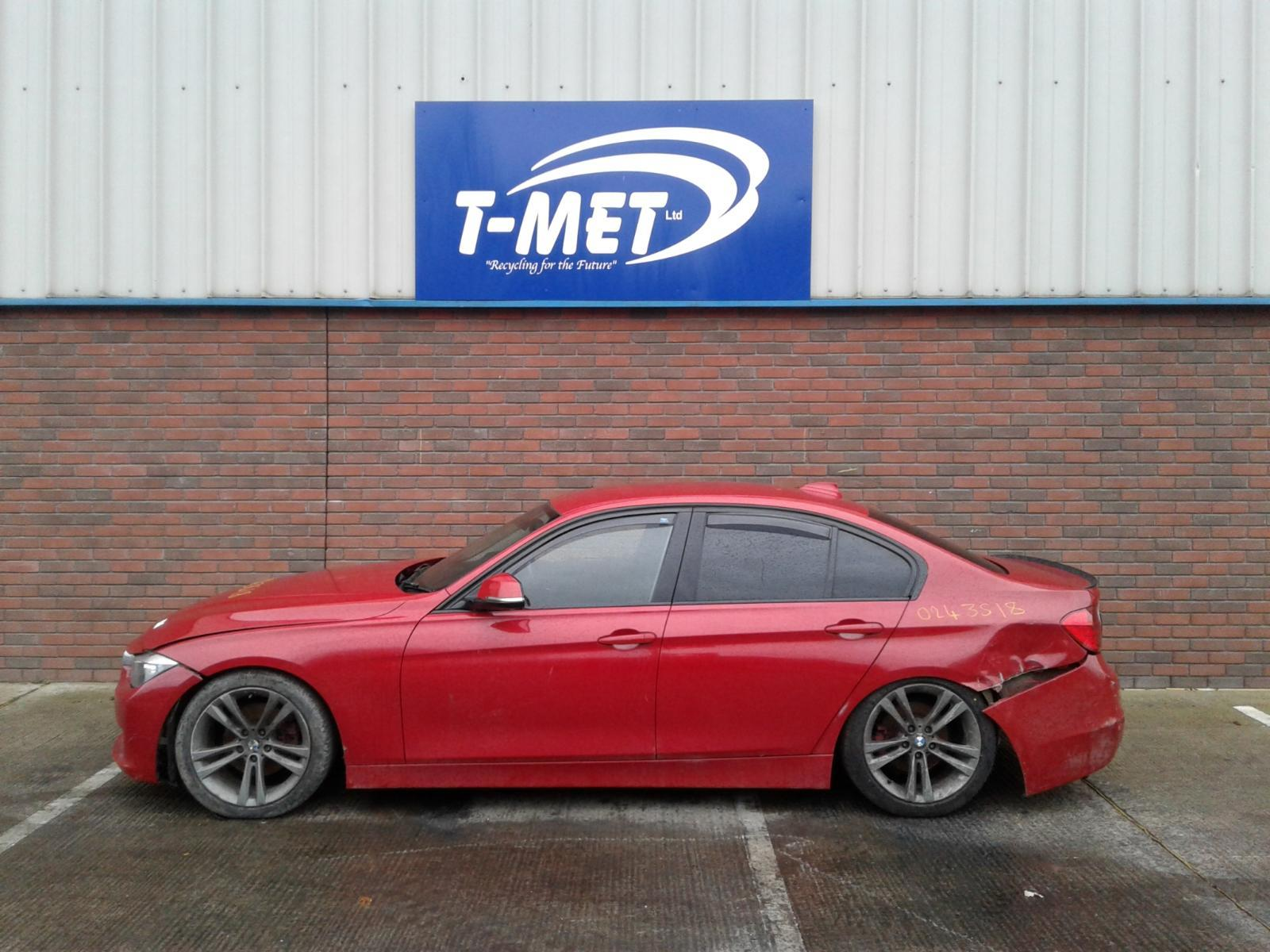 2012 BMW 3 SERIES 320D SPORT Image