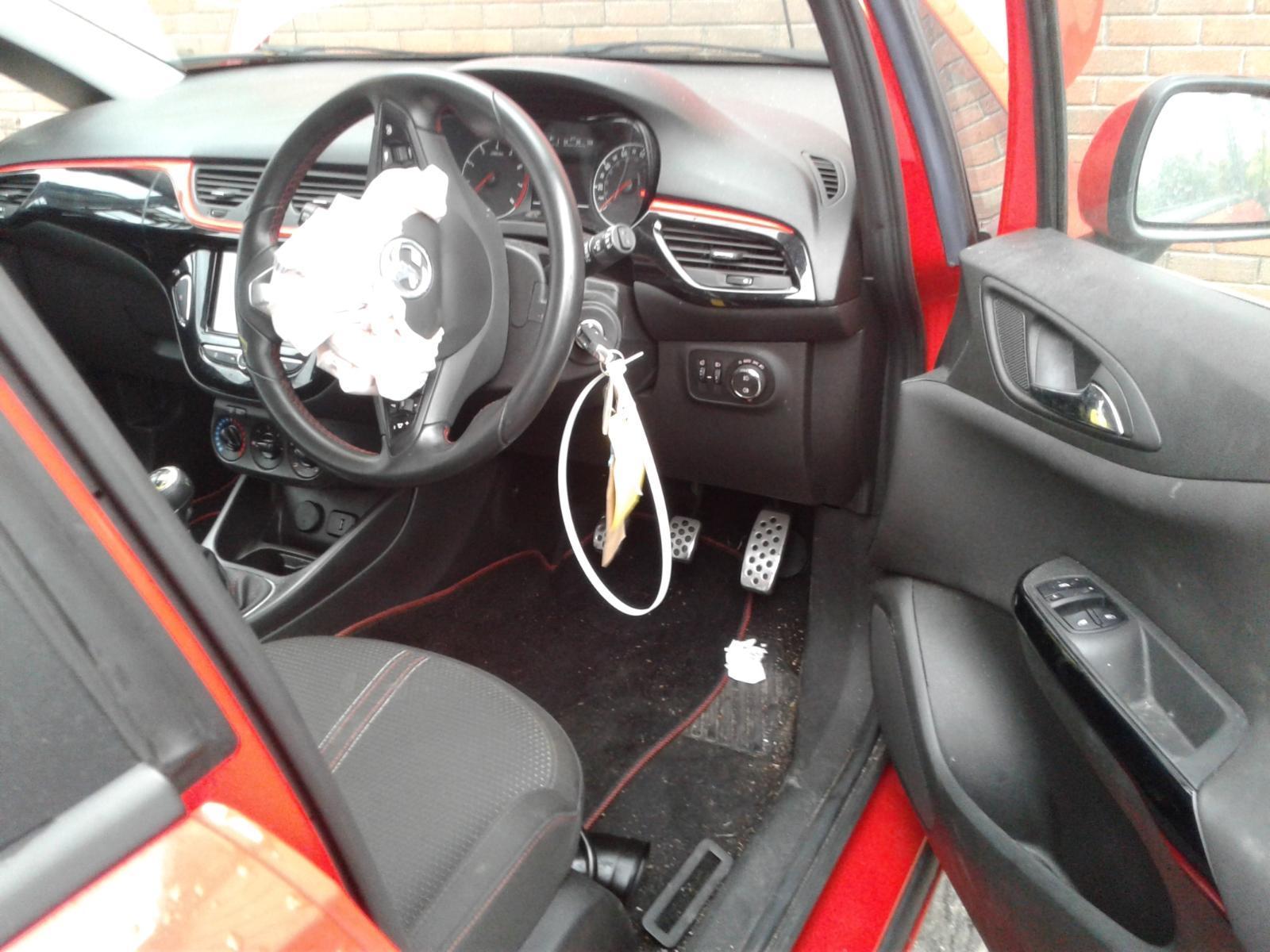 2016 Vauxhall CORSA SRI ECOFLEX Image