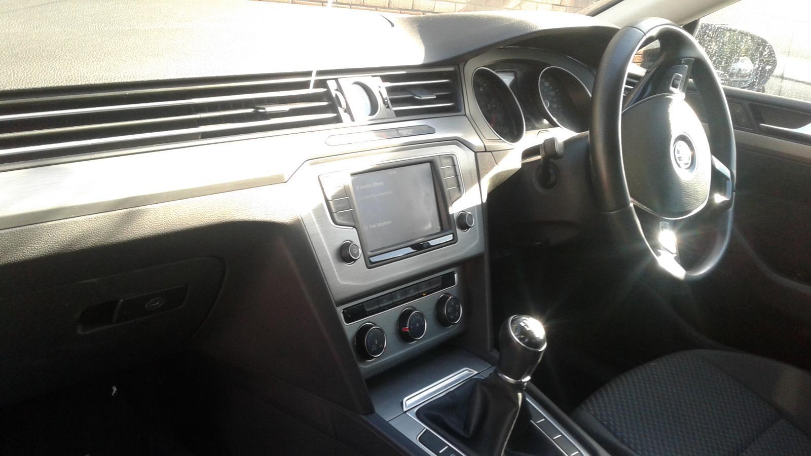 2016 Volkswagen PASSAT S TDI BLUEMOTION TECHNOLOGY Image