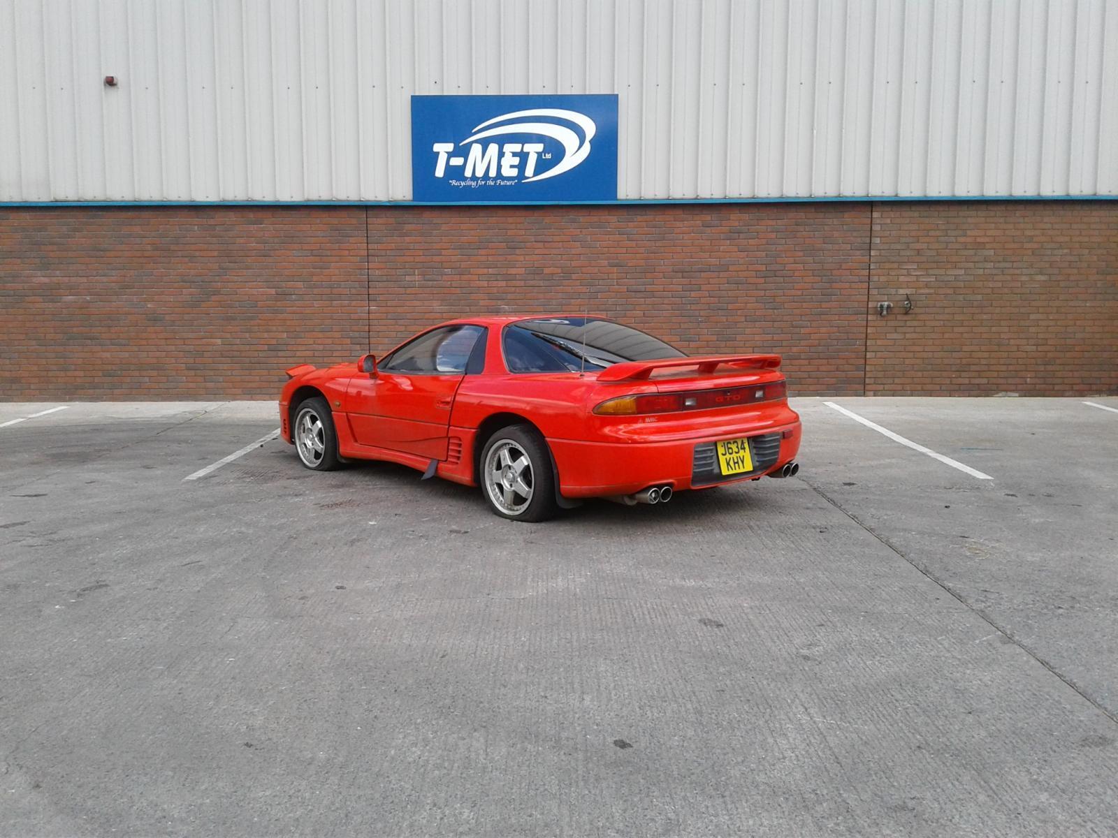 2001 Mitsubishi GTO Image