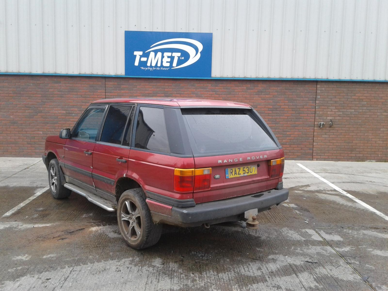 1996 Land Rover RANGE ROVER DSE Image