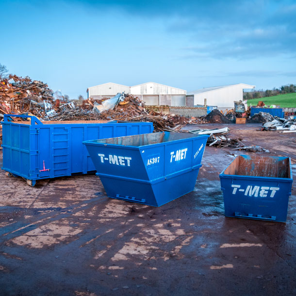 Scrap Metal Recycling N. Ireland