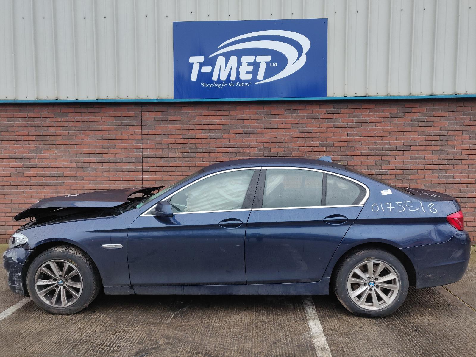 2013 BMW 5 SERIES 520D EFFICENT DYNAMICS Image