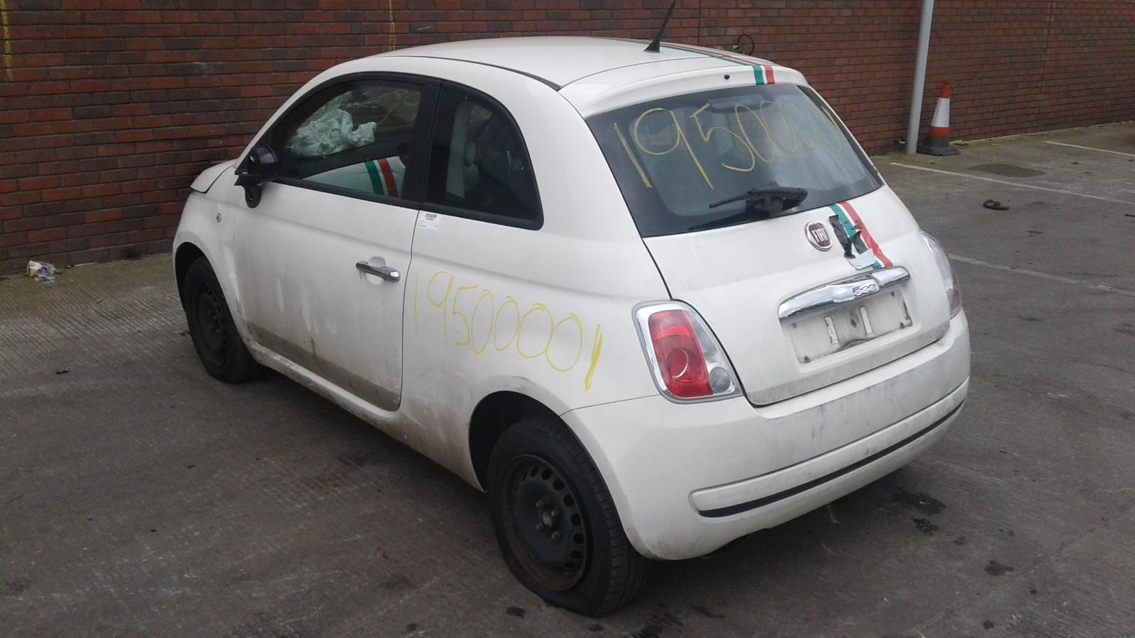 2010 FIAT 500 POP Image