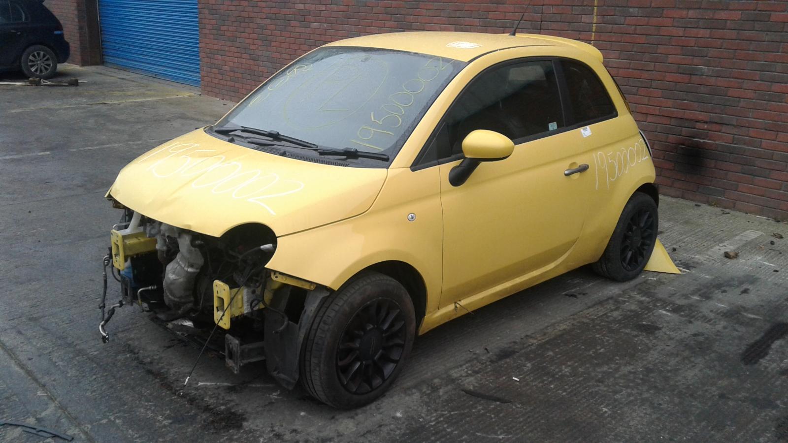 2012 FIAT 500 TWINAIR Image