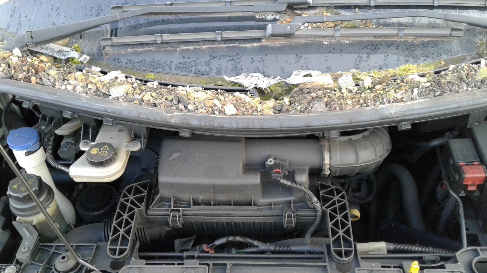 2016 FORD TRANSIT CUSTOM 270 LR Image