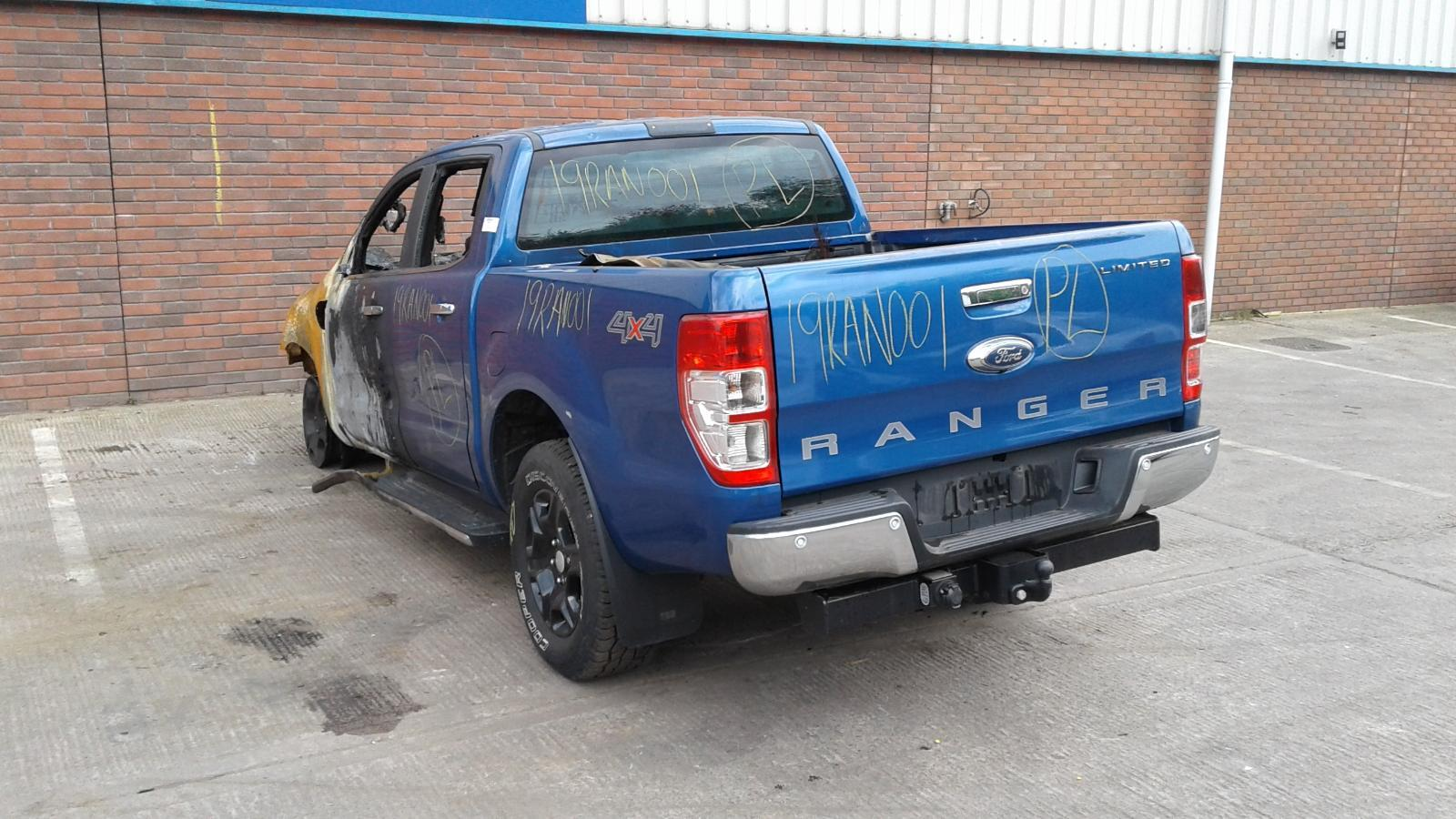 2018 FORD RANGER LIMITED Image