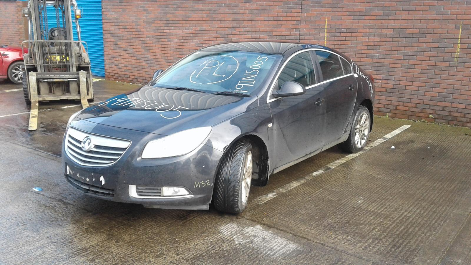 2009 VAUXHALL INSIGNIA EXCLUSIVE Image