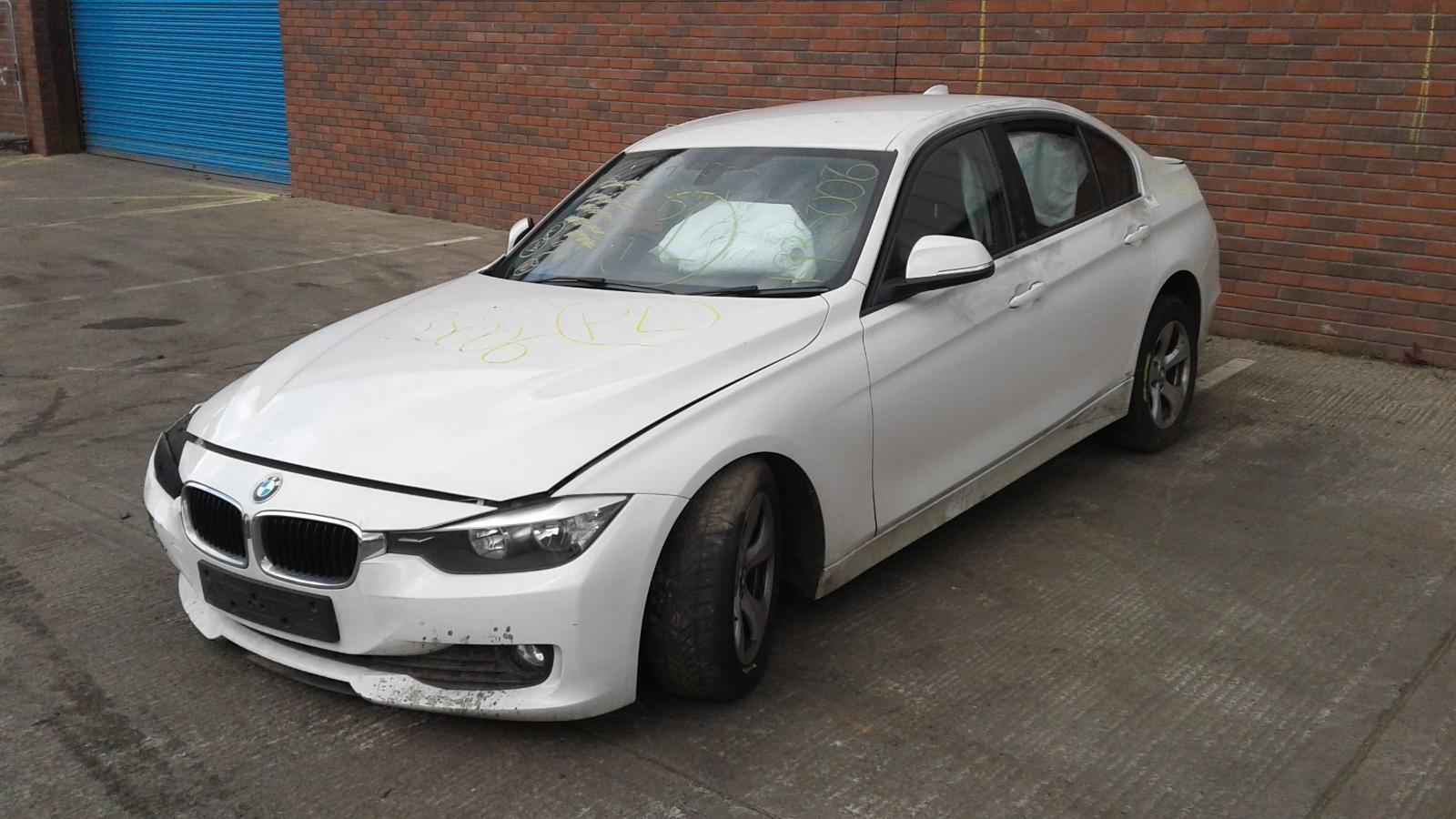 2012 BMW 3 SERIES 320D Image