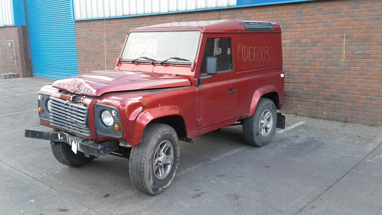 2007 LAND ROVER DEFENDER Image