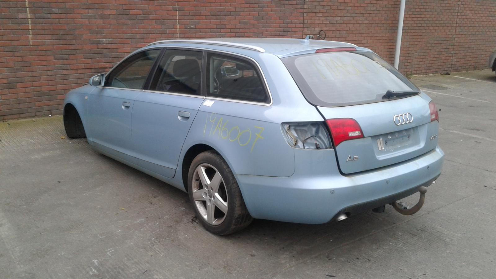 2006 AUDI A6 Image