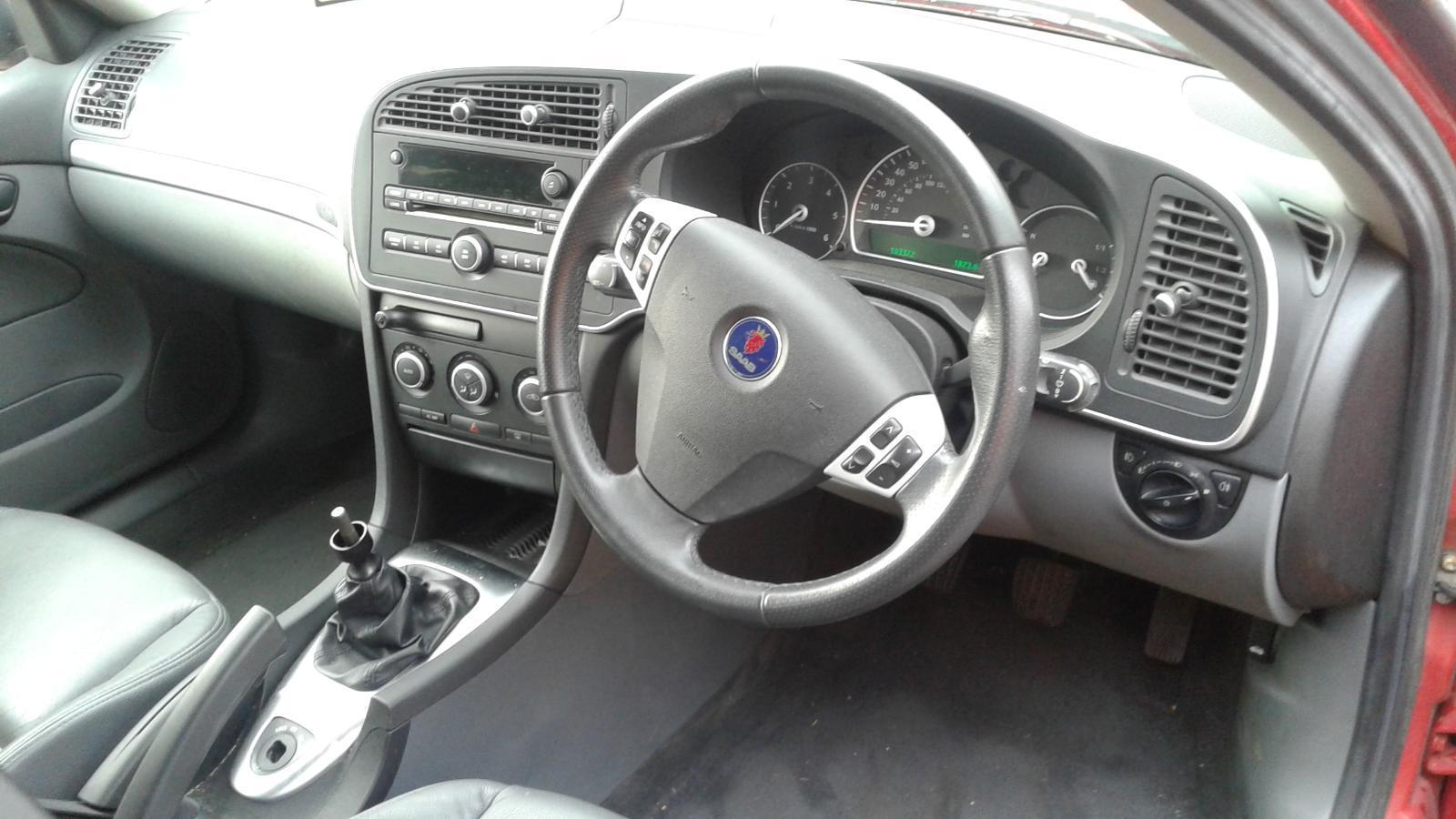 2007 SAAB 9-3 Image