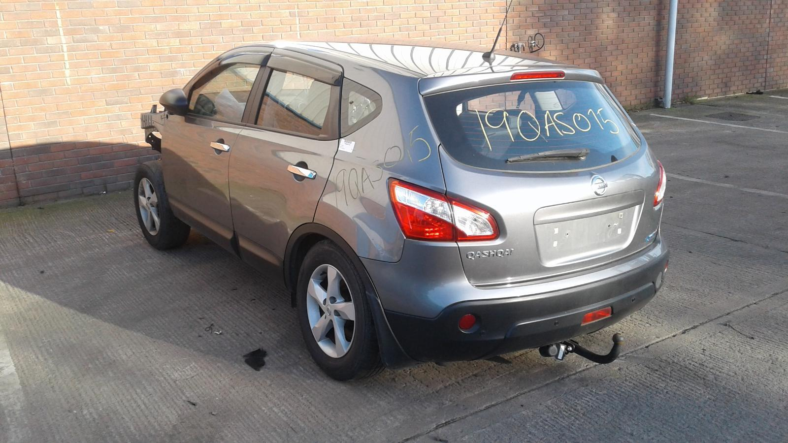 2012 NISSAN QASHQAI VISIA IS DCIS/S Image