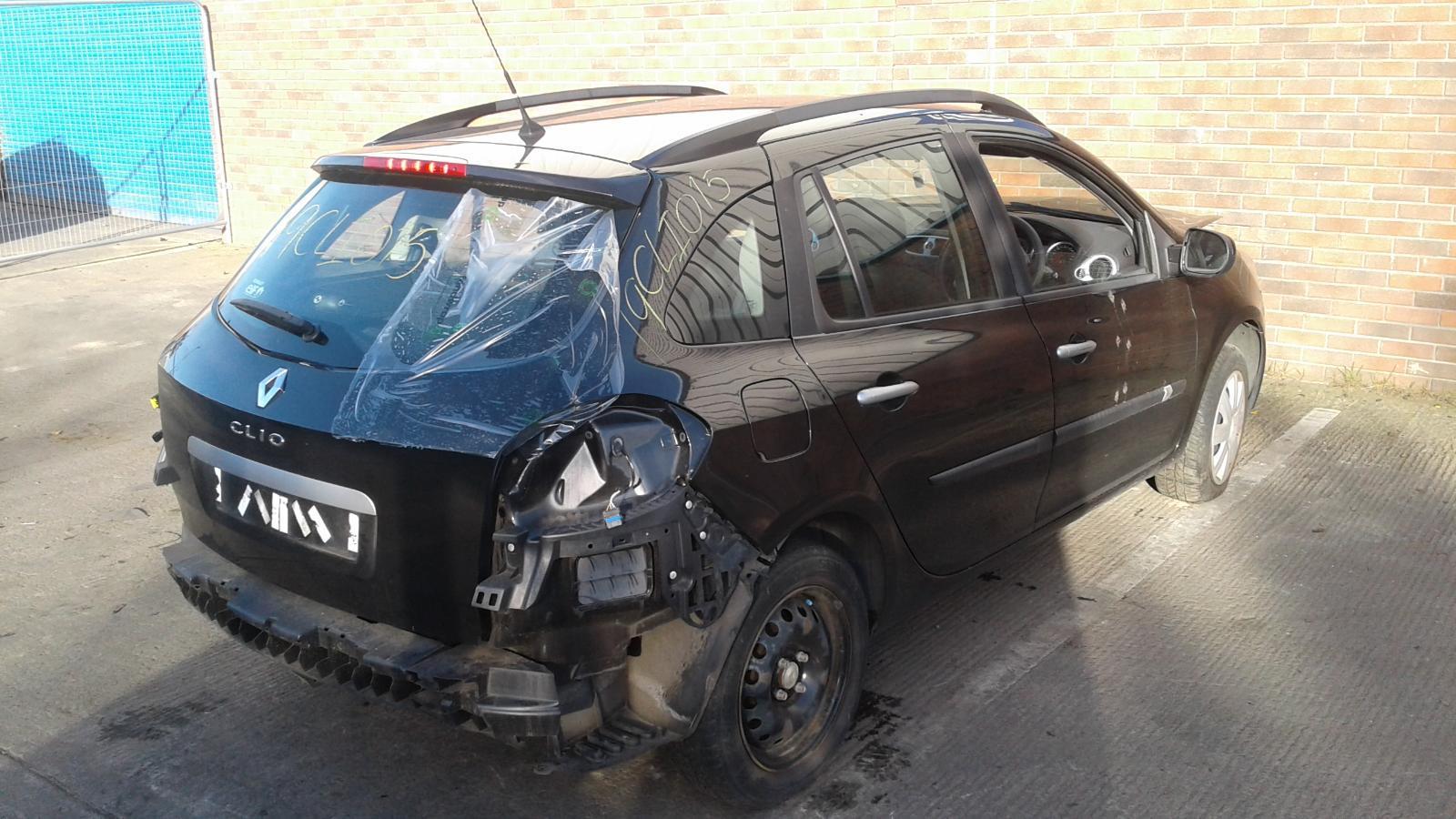 2010 RENAULT CLIO Image
