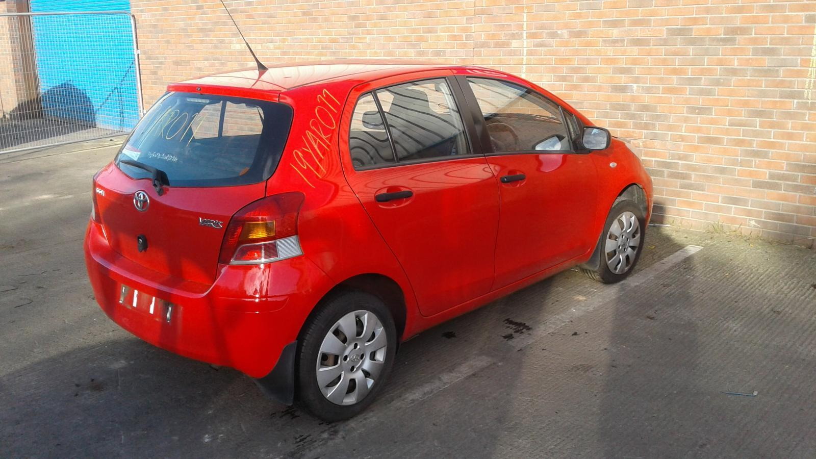 2009 TOYOTA YARIS BREAKING FOR PARTS Image